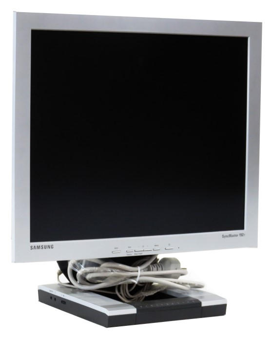 "19"" LCD TFT SAMSUNG SyncMaster 192T 750:1 DVI VGA mit Lautsprecher B-Ware"