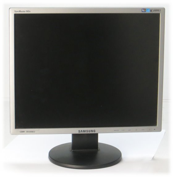 "19"" TFT LCD SAMSUNG SyncMaster 943N 1280 x 1024 Monitor"