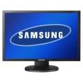 "24"" TFT LCD SAMSUNG SyncMaster 2443BW VGA DVI-D 1920 x 1200 Pivot"