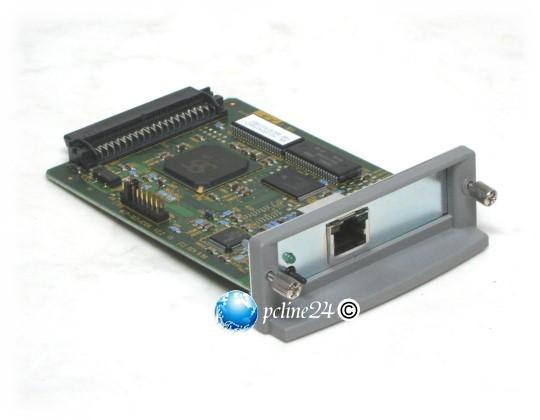 Printserver IC106 HP LaserJet 4050 4100 4200 4300 2300