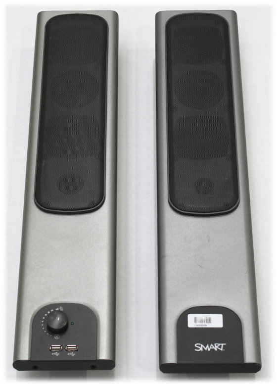 SMART SBA-L USB Lautsprecher 14W RMS für Whiteboard System