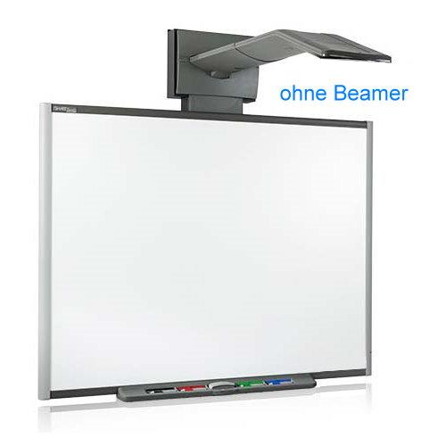 SMART Whiteboard Touch Screen + Pen + Wandhalterung für Beamer