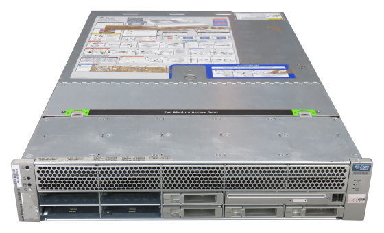 SUN Fire X4440 Server 4x AMD Opteron Quad Core 8356 @ 2,3GHz 32GB Combo LW