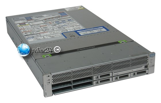 SUN Sparc Enterprise T5220 Server 8-Core UltraSPARC T2 Plus @ 1,2GHz 32GB DVD±RW