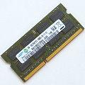 Samsung 4GB PC3-10600S SO-DIMM DDR3 Notebook RAM M471B5273DH0-CH9