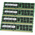 Samsung 64GB (4x 16GB) PC3-14900R ECC registered DDR3 1866MHz DIMM 240pin