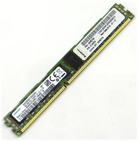 Samsung 8GB PC3-14900R DDR3 1866MHz ECC registered IBM FRU 46W0706 RAM für Server