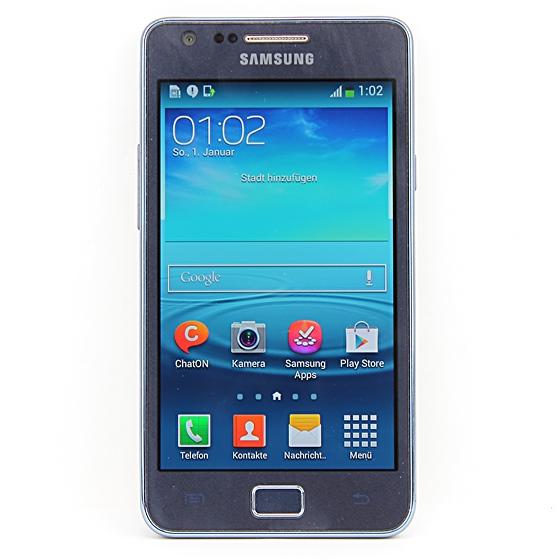 SAMSUNG Galaxy SII S 2 Plus SimLock-frei B-Ware GT-I9105P