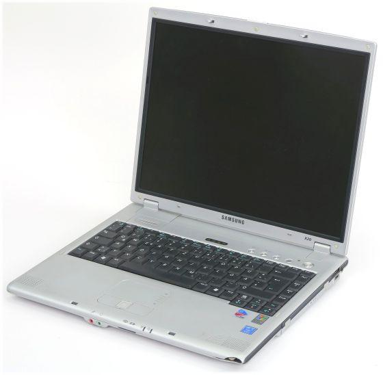 SAMSUNG NP-X20 Centrino 1,73GHz DVDRW WLAN (ohne RAM/HDD/NT) B-Ware