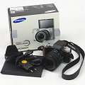 "SAMSUNG NX300M Digitalkamera 20,3MPx 3,21"" Touchscreen 18-55 mm OIS"