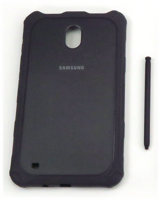 SAMSUNG Protective Cover Hülle Galaxy Tab Active SM-T365/SM-T360 (mit Pen)
