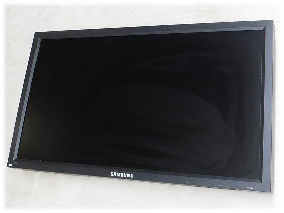 """46"""" TFT LCD Samsung SMART Signage 460MX-3 FullHD 1920 x 1080 S-PVA defekt"""