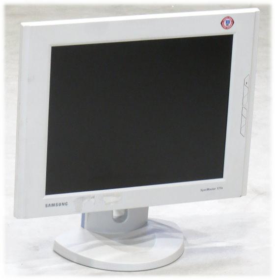 "17"" TF LCD Samsung SyncMaster 171B 1280 x 1024 Monitor"