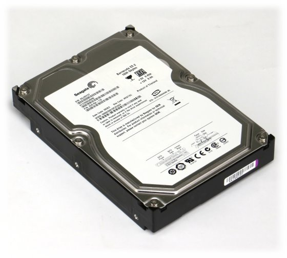 Seagate ST31000340NS 1TB SATA II Barracuda ES.2 1000GB defekt an Bastler