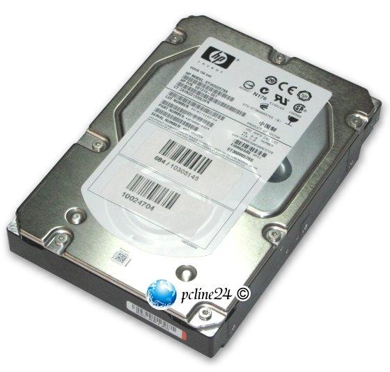 Seagate ST3600057SS 600GB 15K SAS 6Gb/s 16MB 5,4ms Festplatte HDD