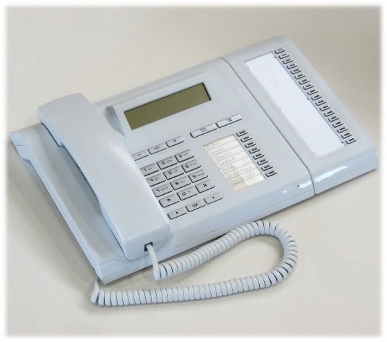Siemens OpenStage 15 HFA Telefon IP-Systemtelefon mit Key Module 15