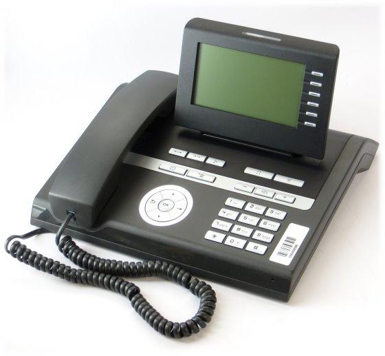 Siemens OpenStage 40 G IP-Telefon SIP VoIP