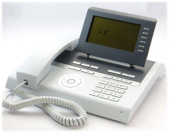 Siemens OpenStage 40 G HFA Telefon C-Ware Systemtelefon HiPath Octopus