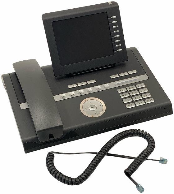 Siemens OpenStage 60 SIP Telefon IP VoIP NEU IP-Telefon mit Farbdisplay