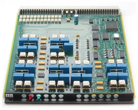 Siemens SLMO2 Q2168-X10 Modul Karte für HiPath 4000