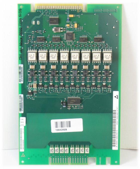 Siemens SLU8 Q922 A301x Modul Platine für HiPath 3550 S30817-Q922-A301-9