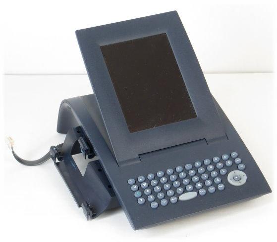Siemens optiPoint Application Modul S30817-S7214-A107-10 mit Tastatur