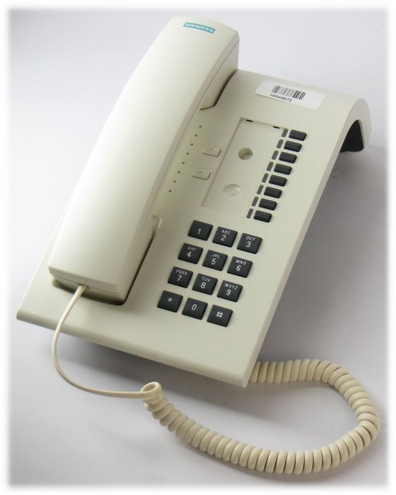 Siemens optiPoint E Basic Telefon Systemtelefon für TK-Anlage Hipath Hicom