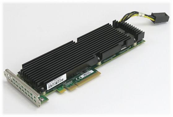 Silicom Security Protocol Processor Adapter PE2S8C62-R Karte ohne Slotblech