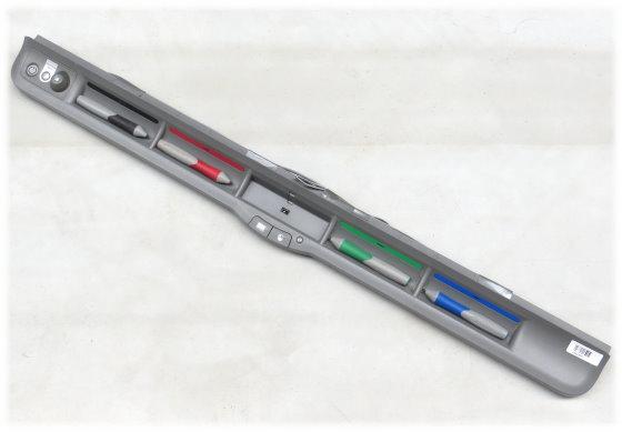 Smart Board Pen Tray 20-00647-20 mit 4x Stift ohne Schwamm