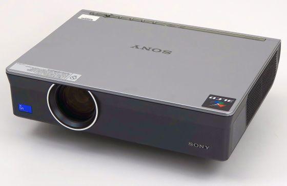 Sony VPL-CX100 LCD Beamer Projektor 2700ANSI/LU Lampe unter 3000 Stunden