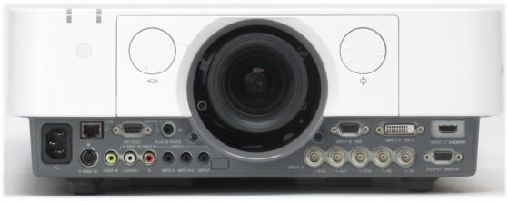 Sony VPL-FH31 Beamer LCD 4300 ANSI-Lumen FullHD (Lampe abgelaufen) Kratzer C- Ware