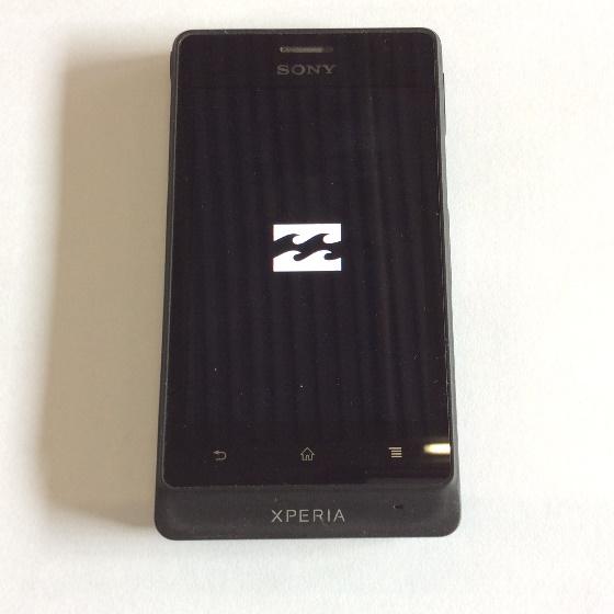 Sony Xperia go ST27i Schwarz defekt an Bastler, keine Funktion