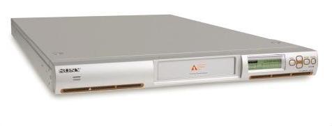"19"" Rack Sony LIB-81 Tape Library 1x AIT-3 800GB/2.08TB"