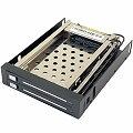 "Startech HSB220SAT25B Festplatten Tray für 2x 2,5"" SATA HDD Mobile Rack"