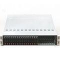 Supermicro 217-14 8x Xeon 6-Core E5645 @ 2,4GHz 768GB MegaRAID SMC2108