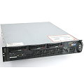Supermicro X9SCM-F Xeon Quad Core E3-1240 v2 @ 3,4GHz 16GB 3x 300GB 2x PSU