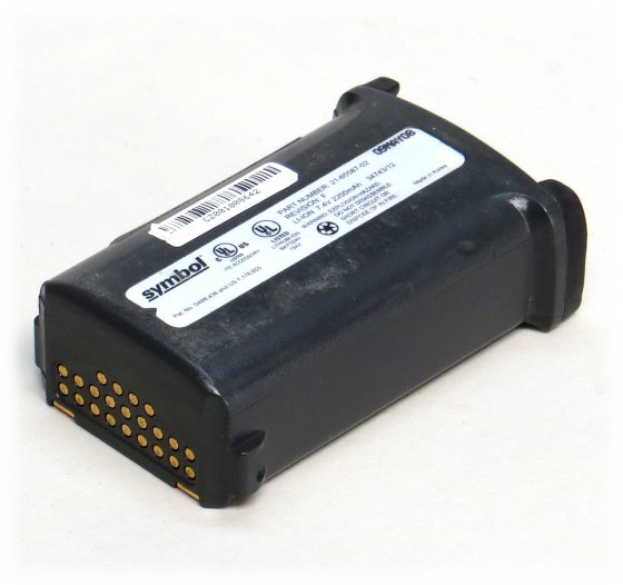 Symbol 21-65587-02 Akku Li-Ion 7,4V 2200mAh für MC9000 MC9090 MC9190 MC9060