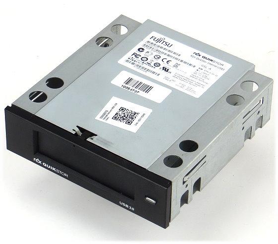 Tandberg Fujitsu RDX QuikStor USB 3.0 Wechseldatenträger RDX-514B-USB3