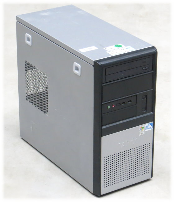 Tarox GA-G31MT-ES2L Dual Core E5200 @ 2,5GHz 4GB 80GB Computer Tower B-Ware