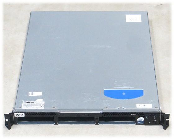 Tarox ParX 1500R 2x Xeon Quad Core E5320 @ 1,86GHz 4GB DVD±RW Server