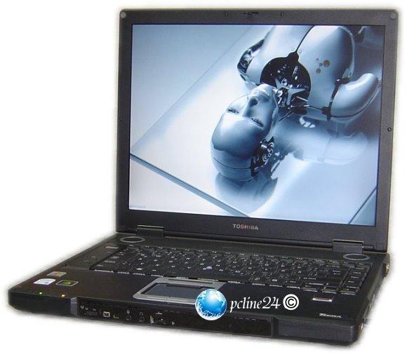 Toshiba Tecra S3 Centrino @ 1,86GHz 2GB (ohne Akku/HDD/Rahmen) WLAN B-Ware