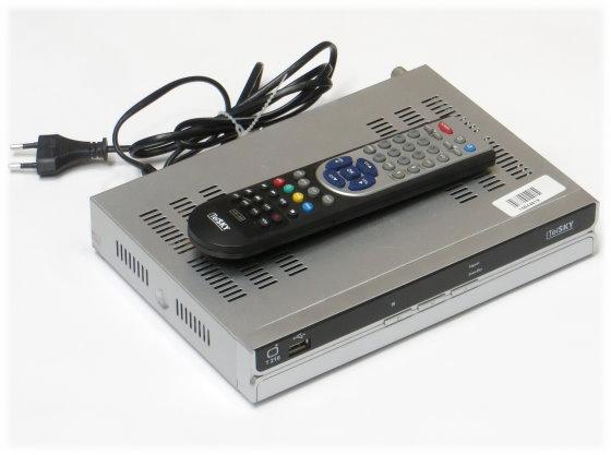 TelSKY T210 DVB-T Receiver HDMI SCART USB mit Fernbedienung