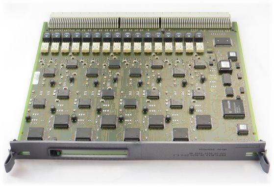 Tenovis ASCEU Plug-In Karte Modul für Integral 33 TK-Anlage 300-28.5630.2003 A5