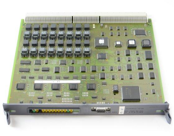 Avaya Tenovis DECT21 Plug-In Karte Modul für Integral 33 TK-Anlage 300-49.9802.4384 A5