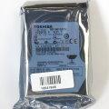 """2,5"""" Toshiba MK1661GSYN 160GB SATA II 7.2k HDD Festplatte für Notebook Laptop NEU"""