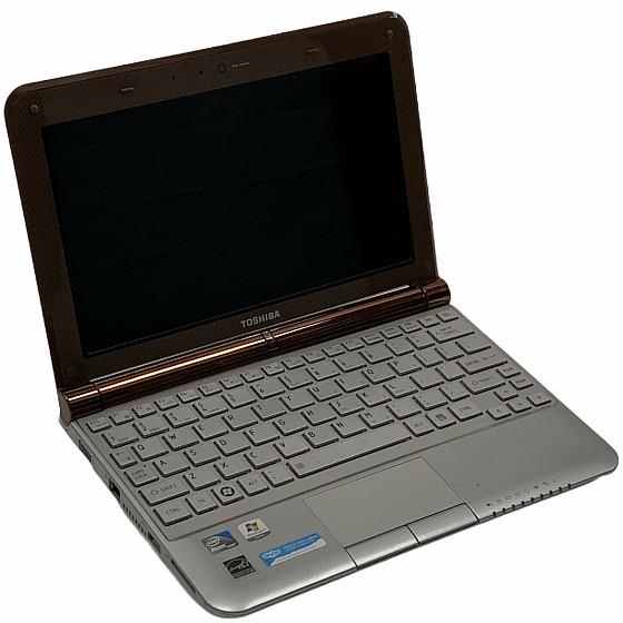 Toshiba NB305-N440BN Atom N455 1,66GHz 1GB 120GB Webcam (Akku def. o. NT) engl.