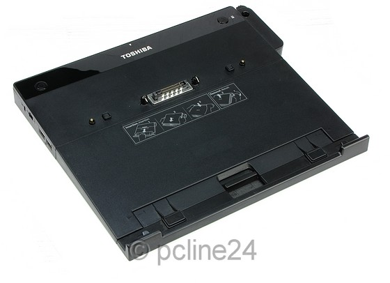 Toshiba PA3680E-1PRP Express Port Replicator mit Netzteil 90W für Tecra S11 A11