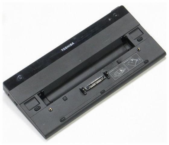 Toshiba PA3838E-1PRP Docking Dockingstation ohne Netzteil für Portege R700