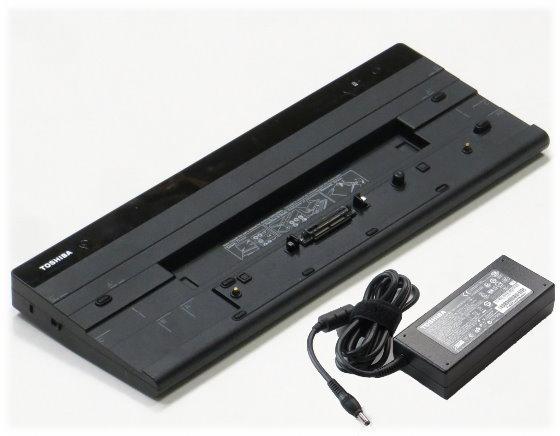 Toshiba PA5116E-1PRP Docking + 120W Netzteil für Tecra Z40 Z50 A50