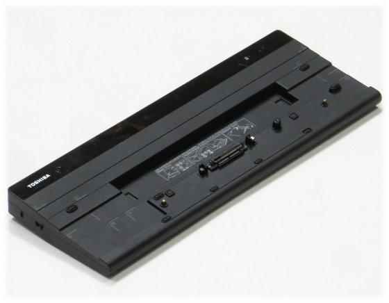 Toshiba PA5116E-1PRP Docking Dockingstation ohne Netzteil für Tecra Z40/Z50 Portege Z30/R30